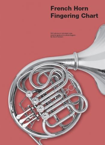 Fingering Chart: French Horn (David Harrison)