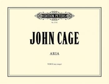 Aria Voice Any Range (Peters)
