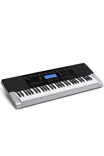 Casio CTK-4400 Keyboard With Free Adaptor