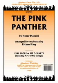 Pink Panther: Orchestra Score & Parts (Arr R Ling)