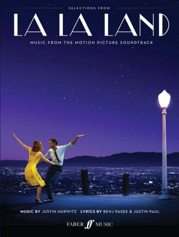 La La Land: Music From The Motion Picture Soundtrack Soundtrack Piano Vocal Guitar