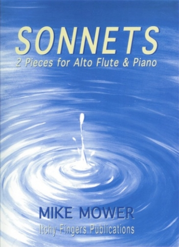 Sonnets: 2 Pieces For Alto Flute & Piano