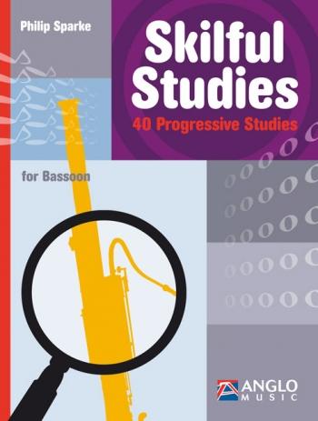 Skilful Studies: 40 Progressive Studies: Bassoon (Sparke)
