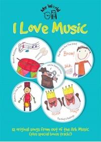 I Love Music: Vocal: Book & Cd