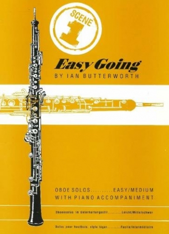 Easy Going Oboe: Oboe & Piano (Butterworth)