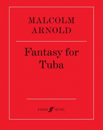 Fantasy For Tuba Solo (Faber)