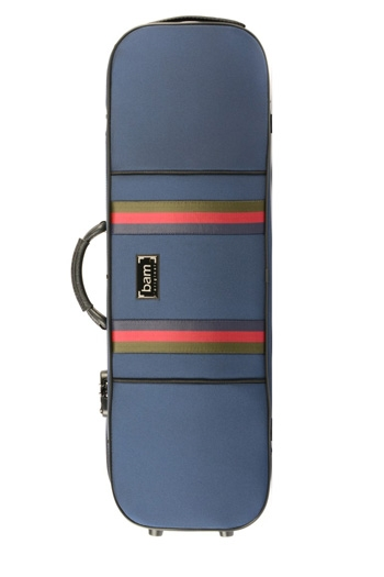 Bam Saint Germain Stylus 5001SB Blue Violin Case