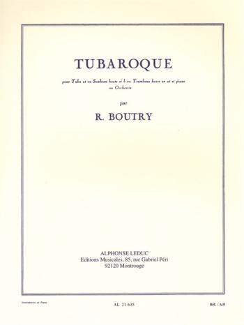 Tubaroque: Tuba & Piano (Leduc)