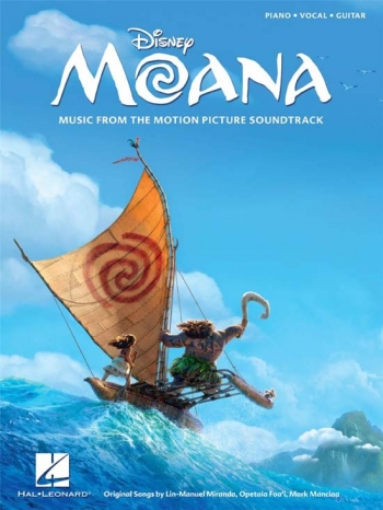 Moana: Music From The Motion Picture Soundtrack: Piano Vocal Guitar