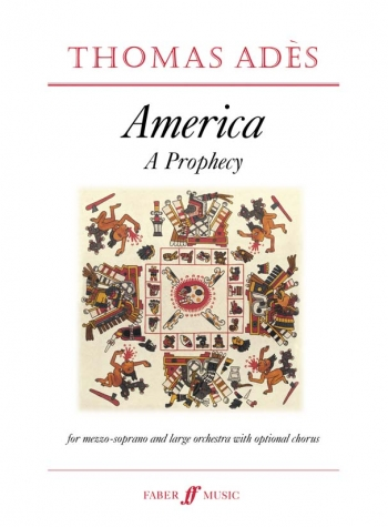 America (A Prophecy)  Mezzo-Soprano, SATB, Orchestra: Score