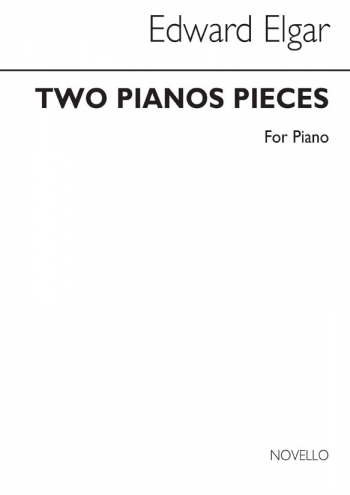 Two Piano Pieces (Novello - Archive)