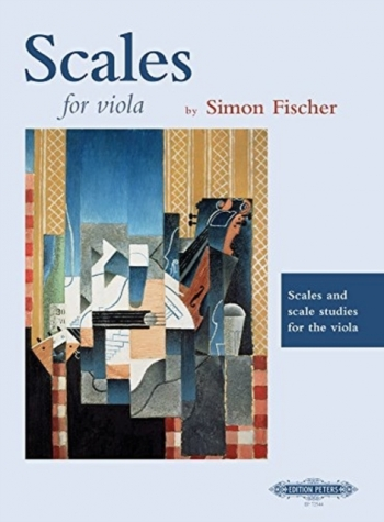 Scales For Viola: Simon Fischer (Peters)
