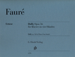 Dolly Suite Op.56: Piano Duet (Henle)