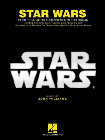 Star Wars For Organ (John Williams)