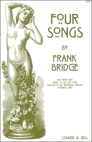 Four Songs: Vocal & Piano (Stainer & Bell)