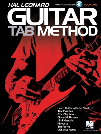 Hal Leonard Guitar Tab Method - Book One