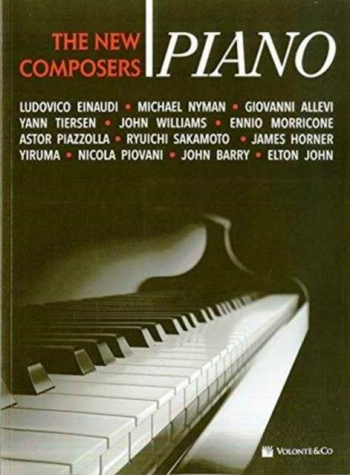The New Composers Piano Solo (Volonte)