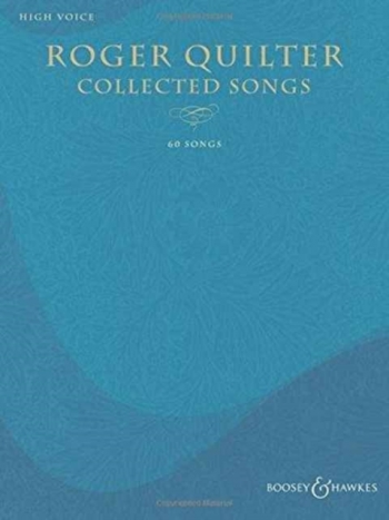 Collected Songs 60 High Voice And Piano (Boosey & Hawkes)