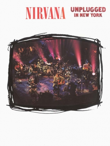 Nirvana Unplugged In New York: Guitar Tab