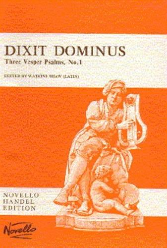 Dixit Dominus: Vocal Score (Novello)