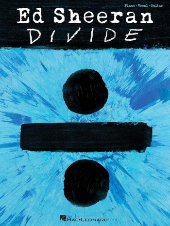 Ed Sheeran: ÷ (Divide) Piano Vocal Guitar