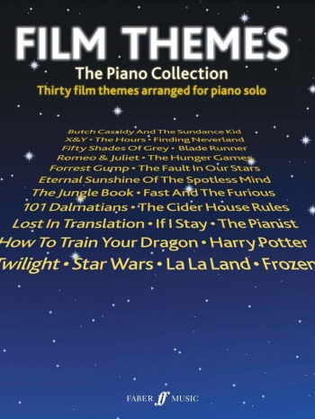 Film Themes: The Piano Collection 30 Film Themes Arranged For Piano Solo