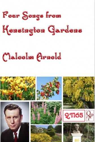 Four Songs From Kensington Gardens: Vocal & Piano