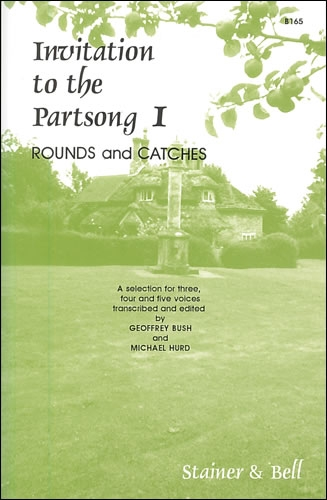 Invitation To Partsong Book 1