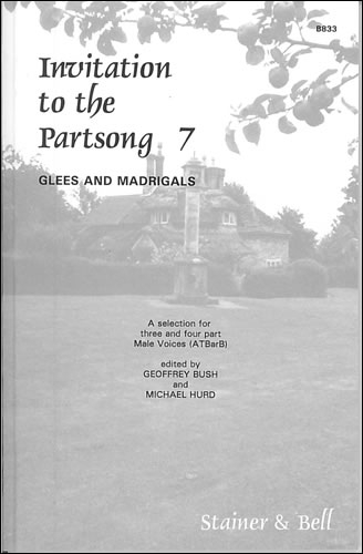 Invitation To Partsong Book 7