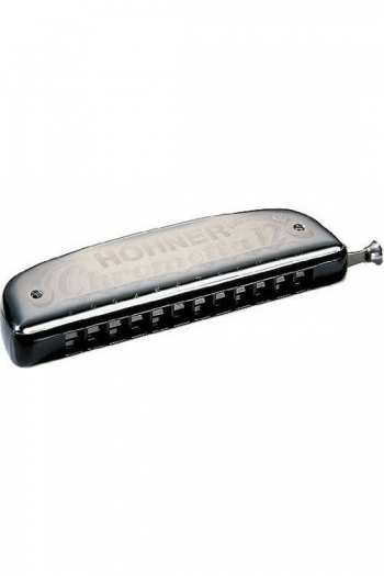 Hohner Chromatic: 12 Hole Harmonica