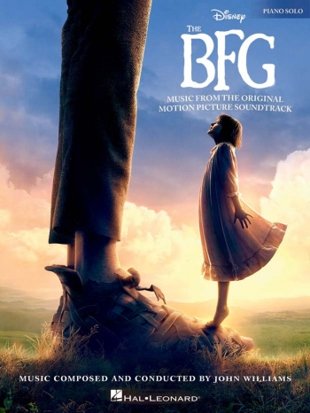 Disney The BFG: Music From The Motion Picture Soundtrack: Piano Solo