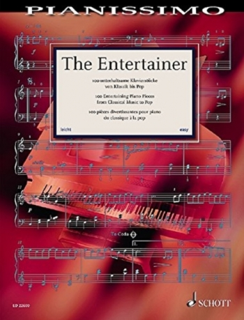 Pianissimo - The Entertainer 100 Entertaining Piano: Piano