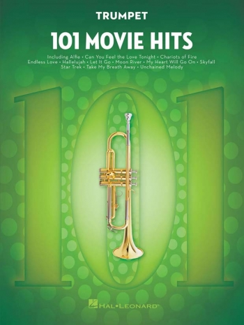 101 Movie Hits: Trumpet Solo