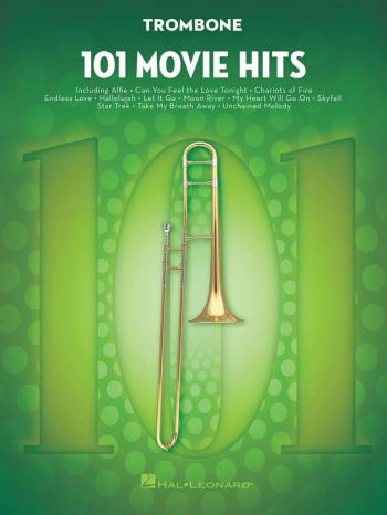 101 Movie Hits: Trombone Solo