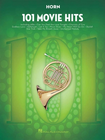 101 Movie Hits: French Horn Solo