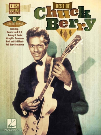 Best Of Chuck Berry: Easy Guitar