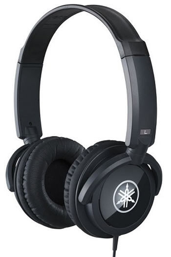 Yamaha Headphones HPH-100 In Black