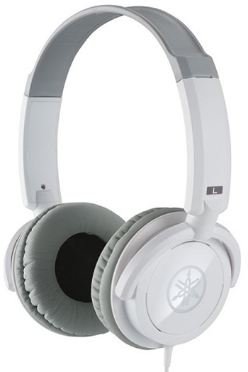 Yamaha Headphones HPH-100 In White