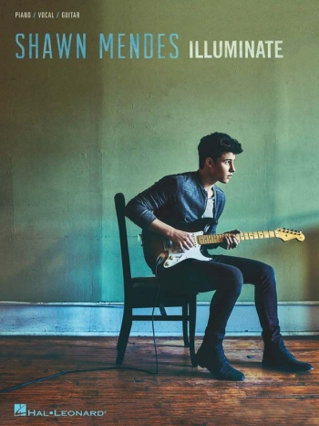 Shawn Mendes: Illuminate: Piano Vocal And Guitar