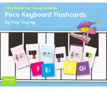 Poco Keyboard Flashcards (Ying Ying Ng)