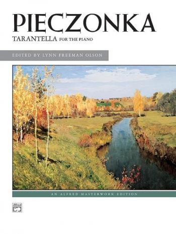 Tarantella: A Minor: Piano (Alfred)