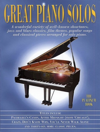 Great Piano Solos: The Platinum Book