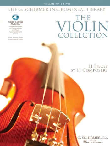 The Violin Collection: Intermediate Level Student (Book & Cd)