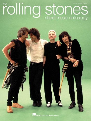 The Rolling Stones – Sheet Music Anthology (Piano/Vocals/Guitar Book)