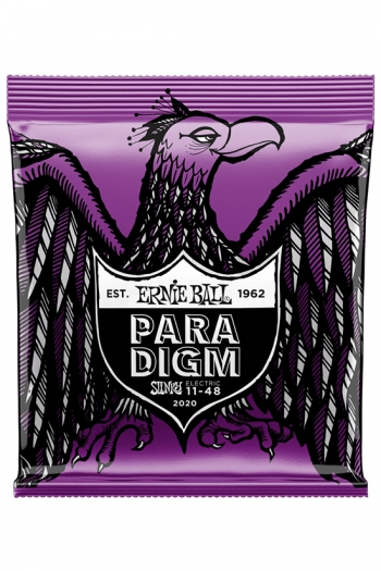 Ernie Ball P02020 Paradigm Power Slinky Electric 11-48