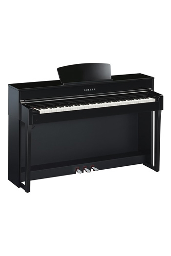 Yamaha CLP635 Clavinova Polished Ebony Finish