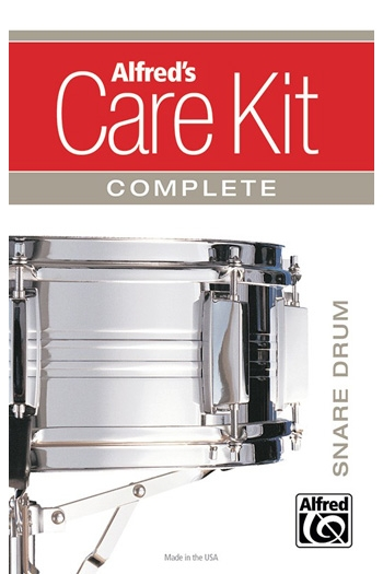 Sanre Drum Care Kit:  (Alfred)