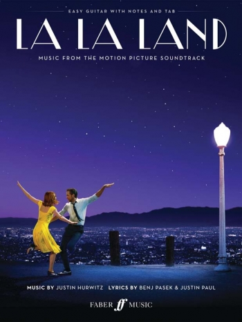 La La Land: Music From The Motion Picture Soundtrack: Easy Guitar With Notes & Tab