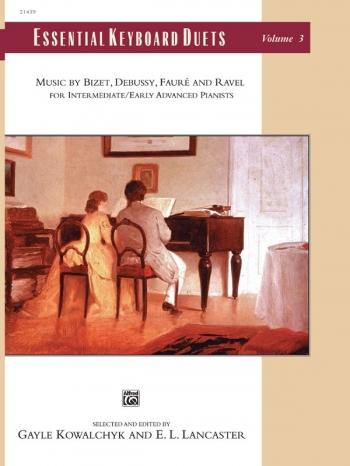 Essential Keyboard Duets: Volume 3: Piano