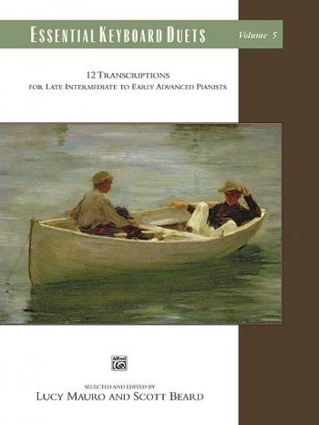 Essential Keyboard Duets: Volume 5: Piano